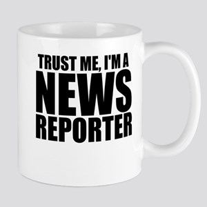 Trust Me, I'm A News Reporter Mugs