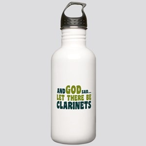 Let There Be Clarinets Stainless Water Bottle 1.0L