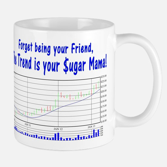 The trend is your sugar mama Mugs