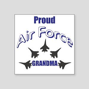 Proud Air Force Grandma Sticker
