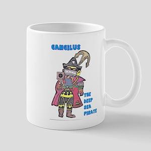Gangilus The Deep Sea Pirate Mugs