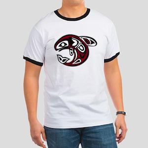 PNW Tribal Salmon T-Shirt