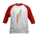 Tin Whistles Ascending Kids Baseball Jersey