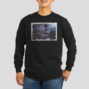 Gyrocopters for Sale Space and Snow Long Sleeve T-