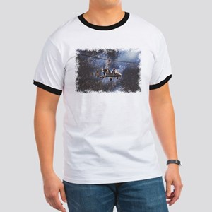 Gyrocopters for Sale Space and Snow T-Shirt