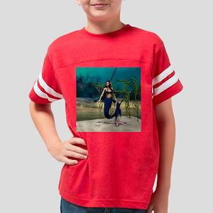 Mermaid Youth Football Shirt