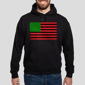 African American Flag Sweatshirt