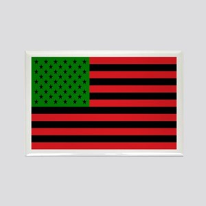 African American Flag Magnets