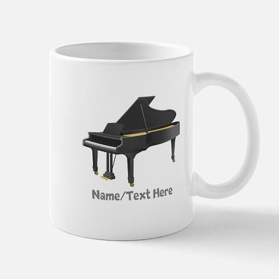 Piano Personalized Mug