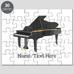 Piano Personalized Puzzle