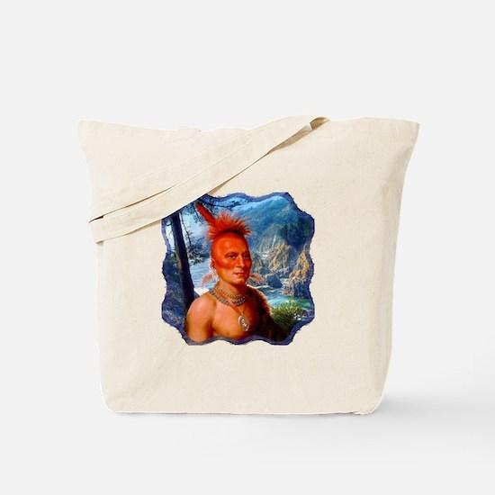Pawnee Scout Tote Bag