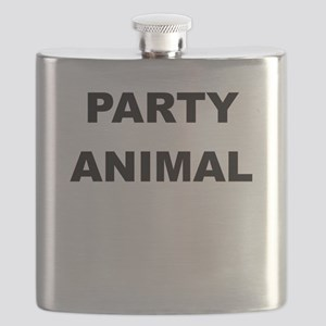 PARTY ANIMAL Flask