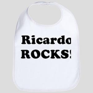 Ricardo Rocks! Bib