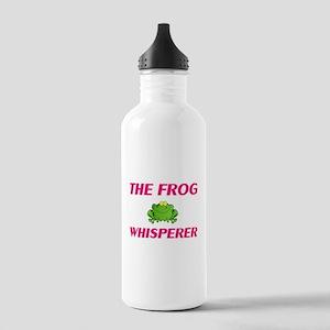 The Frog Whisperer Stainless Water Bottle 1.0L