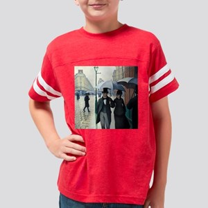 Gustave Caillebotte Youth Football Shirt