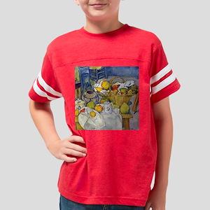 Paul Cezanne Still Life with  Youth Football Shirt