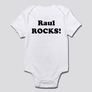 Raul Rocks! Infant Bodysuit