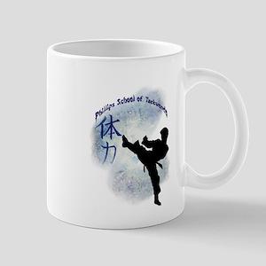 Phillips School of Taekwondo Mug