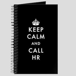 Keep Calm and Call HR Journal