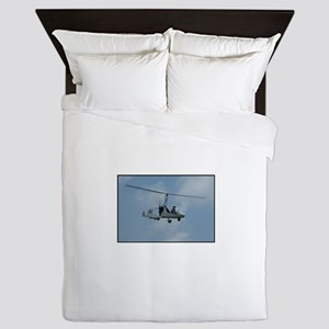 Gyrocopters for Sale Original Queen Duvet