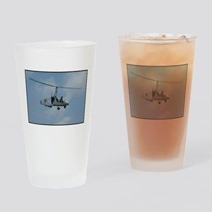 Gyrocopters for Sale Original Drinking Glass