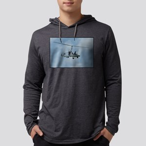 Gyrocopters for Sale Original Mens Hooded Shirt