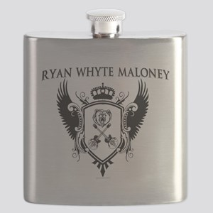 Maloneyan Crest Flask
