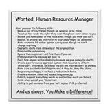 Human resources Home Decor