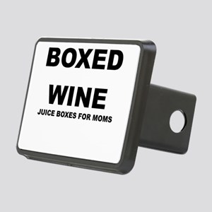 BOXED WINE JUICE BOXES FOR MOM Hitch Cover