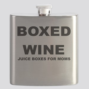 BOXED WINE JUICE BOXES FOR MOM Flask