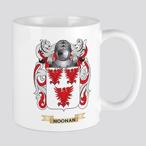 Noonan Coat of Arms (Family Crest) Mugs
