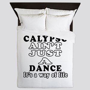 Calypso Not Just A Dance Queen Duvet