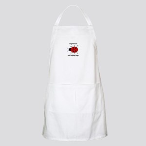 Ladybug with Angel kisses and ladybug hugs Apron