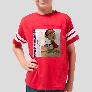 raquetball Youth Football Shirt