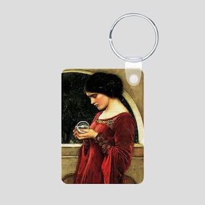 Crystal Ball Waterhouse Keychains