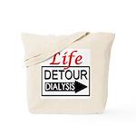 Life Detour Tote Bag