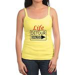 Life Detour Jr. Spaghetti Tank