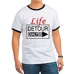 Life Detour Ringer T