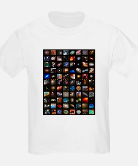 Hubble Space Telescope Kids T-Shirt
