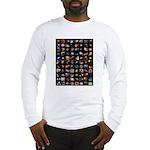 Hubble Space Telescope Long Sleeve T-Shirt