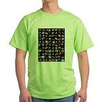 Hubble Space Telescope Green T-Shirt
