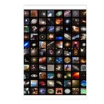 Hubble Space Telescope Postcards (Package of 8)