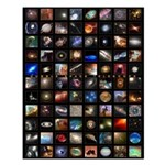 Hubble Space Telescope Small Poster
