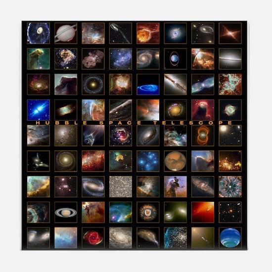 Hubble Space Telescope Tile Coaster