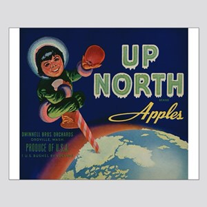 Vintage Fruit Vegetable Crate Label Posters