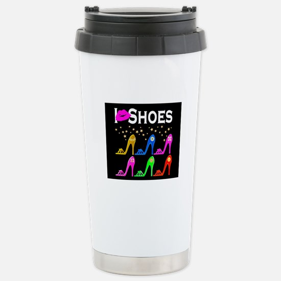 LOVE SHOES Stainless Steel Travel Mug