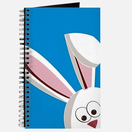 Peeking Bunny Journal