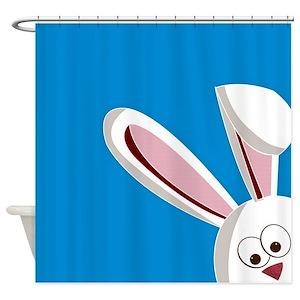 Bunny Rabbit Shower Curtains