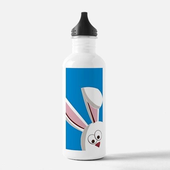 Peeking Bunny Water Bottle