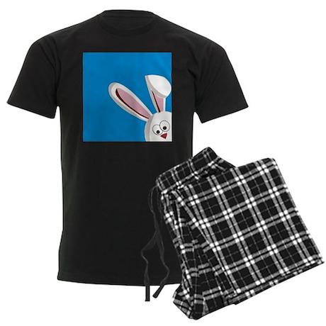 Peeking Bunny Pajamas